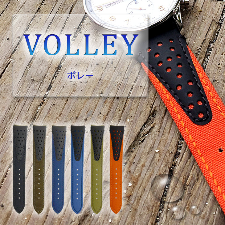 VOLLEY ボレー